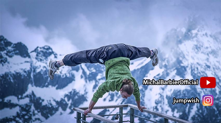 Michal Barbier - Parkour/Freerunning